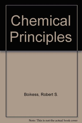 9780840387738: Chemical Principles