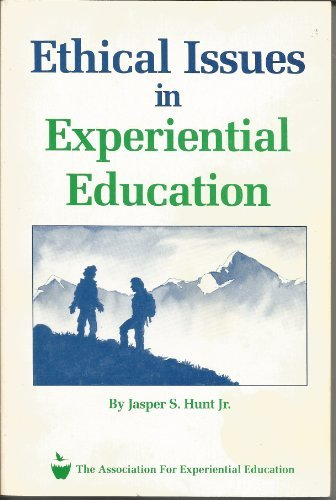 9780840390387: Ethical Issues in Experiential Education