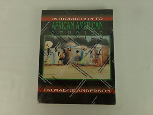9780840393494: Introduction to African American Studies