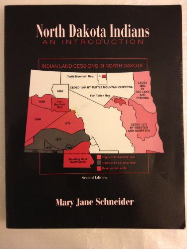 9780840396150: North Dakota Indians: An Introduction