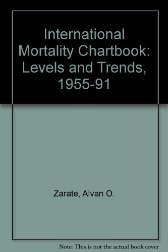 International Mortality Chartbook: Levels and Trends, 1955-91 (DHHS publication): Zarate, Alvan O.