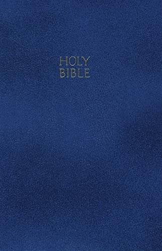9780840700513: NKJV, Gift and Award Bible, Imitation Leather, Blue: New King James Gift and Award Bible (Bible Nkjv)