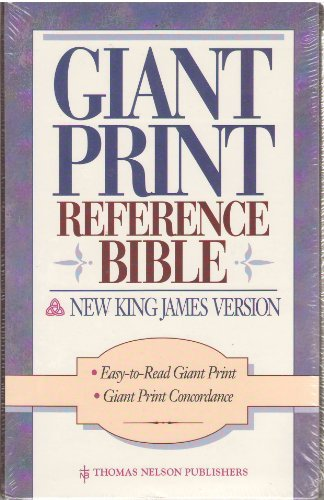holy bible giant print edition - AbeBooks