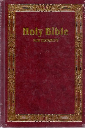 9780840701299: Holy Bible: King James Version : New Testament Sytle # 61