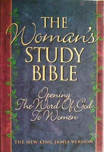 9780840703736: Bible: New King James Woman's Study Bible