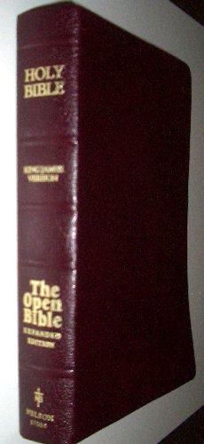 Holy Bible: Open Bible, King James Version,