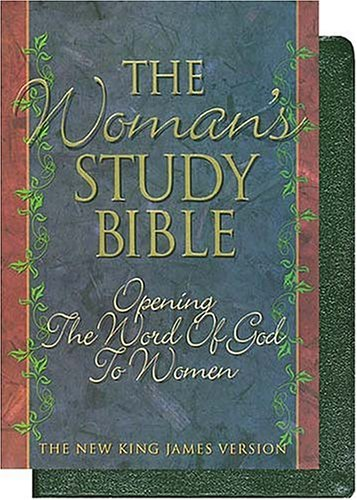 9780840704450: The Woman's Study Bible: Opening The Word Of God To Women (New King James Version)