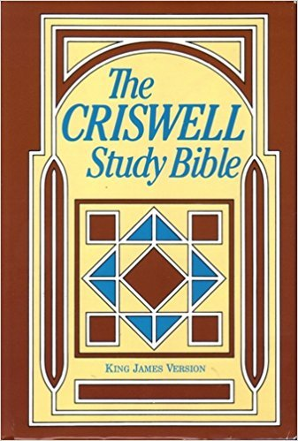 Criswell Study Bible