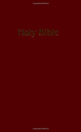9780840704535: Holy Bible: The New King James Version (Pew Library Edition)