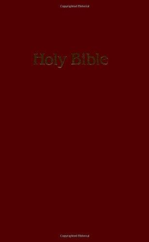 9780840704535: Bible (Burgundy)