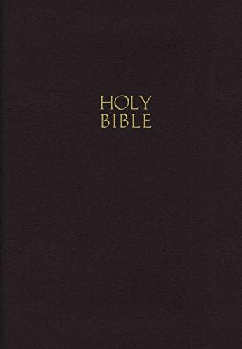 9780840704757: Nelson Giant Print Center-Column Reference Bible: KJV