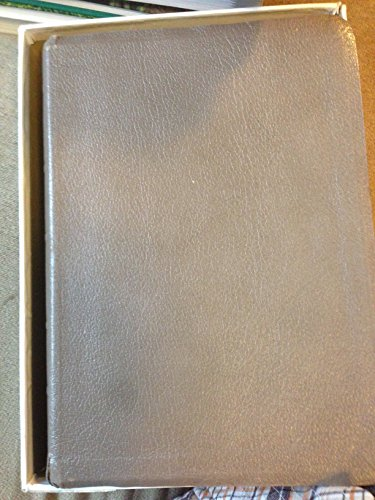 Holy Bible: King James Version Personal Size Giant Print/544Gy Gray Leather
