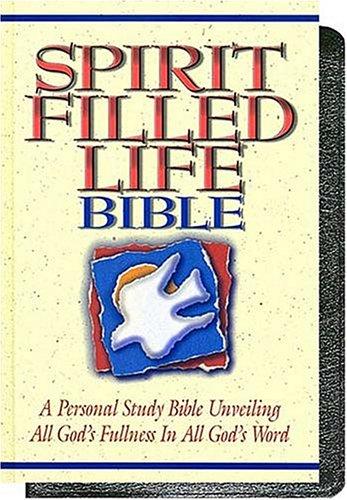 9780840706478: Spirit-filled Life Bible
