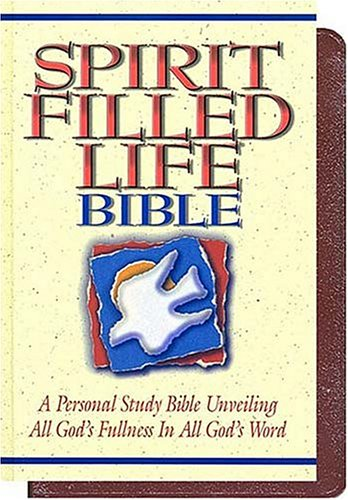 9780840706492: Spirit-filled Life Bible
