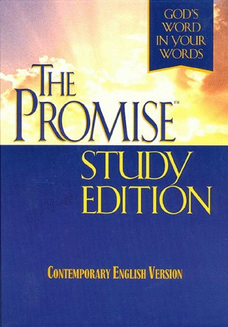 The Promise: Contemporary English Version : Study Edition: Anonymous