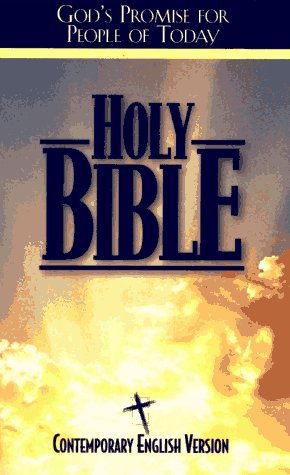 9780840709479: Holy Bible God's Promise for People of Today: Contemporary English Version