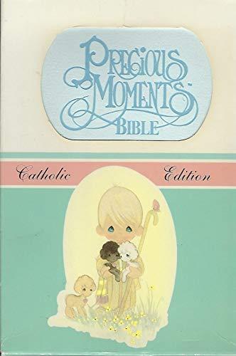 9780840712202: Precious Moments Bible (Blue Mist 1271b)