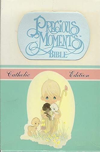 9780840712202: Precious Moments Bible (Blue Mist 1271b)