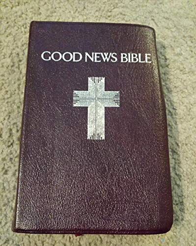 9780840712363: Holy Bible, Good News No. 395Bg: Catholic Study, Burgundy Bonded Leather