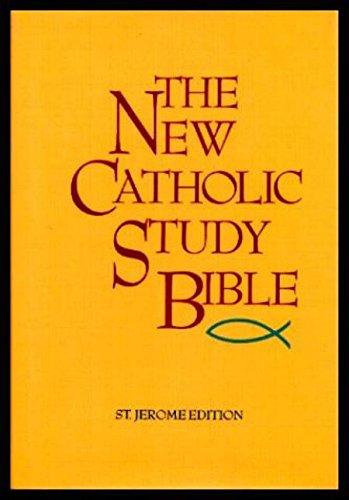 9780840712400: The New Catholic Study, St Jerome Edition