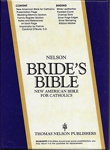 Holy Bible, New American - in WOODEN BOX: Holy Bible