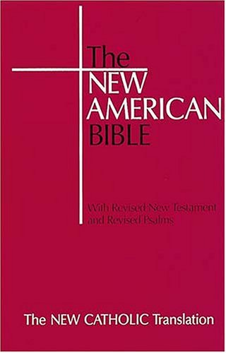 9780840712899: New American Bible Student Text Edition