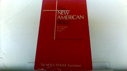9780840713292: New American Bible with Revised New Testament-9050nrl