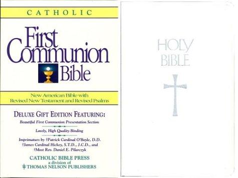 First Communion Bible: Thomas Nelson