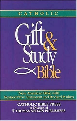 9780840713599: Gift And Study Editions-nab