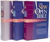 The New Open Bible, New King James Version, Study Edition: KJV