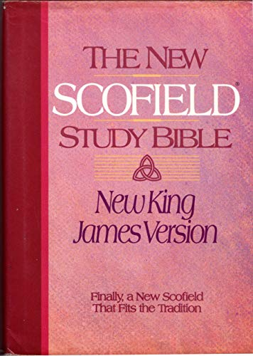 9780840715500: The New Scofield Study Bible, New King James Version