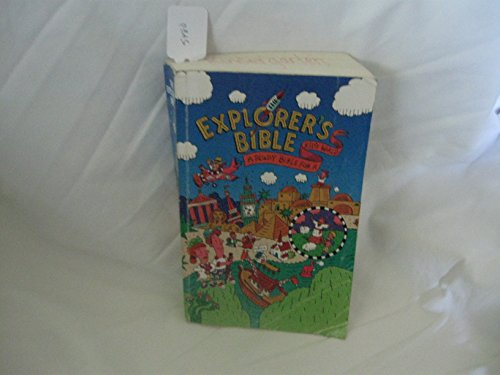 KBC Explorers Study Bible | KiDs Beach Club
