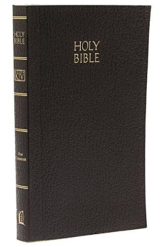KJV Vest Pocket New Testament: Holy Bible;: N/A