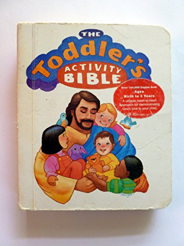 9780840718792: The Toddler's Activity Bible/Contemporary English Version