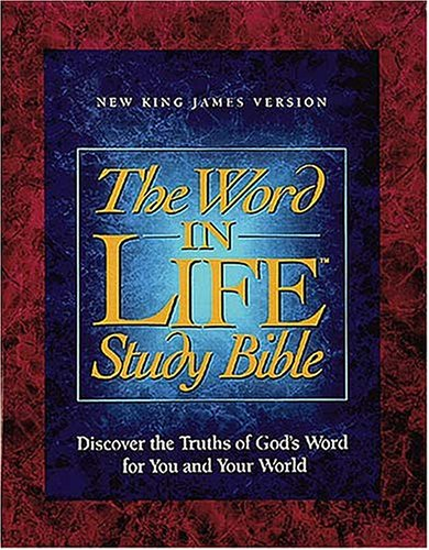 9780840719461: Bible: New King James Version Word in Life: Study Bible