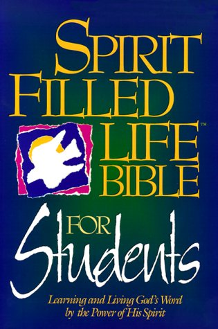 9780840720634: Holy Bible: Spirit Filled Life Bible for Students, New King James Version