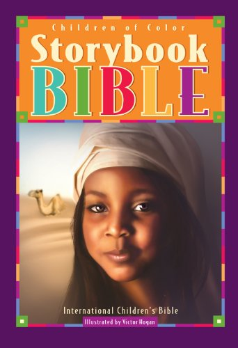 9780840720788: Children of Color Storybook Bible: With 61 Stories from the International Children's Bible