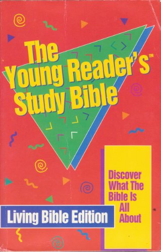 9780840721228: The Young Reader's Study Bible: Living Bible Edition/Style #1230