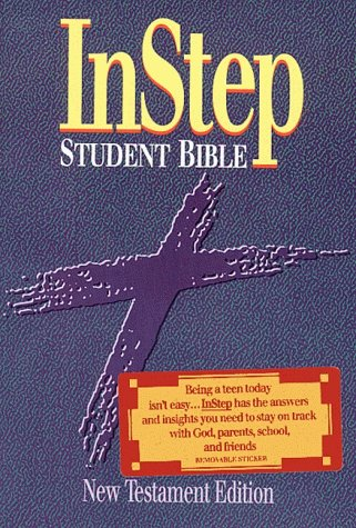 Instep Student Bible: New Testament Contemporary English: Anonymous