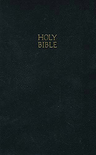 9780840726858: King James Gift & Award Bible: King James Version Gift and Award/Pbn 162/Black