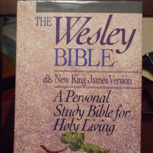 9780840727343: Holy Bible: Wesley, New King James Version