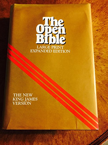 9780840727510: Open Bible Large Print Expanded Ed, New King James Version, 462