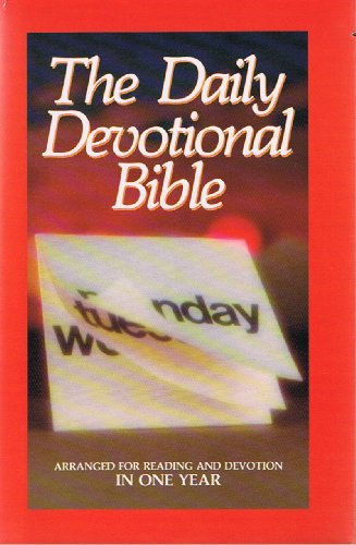 9780840727923: The Daily Devotional Bible: New King James Version