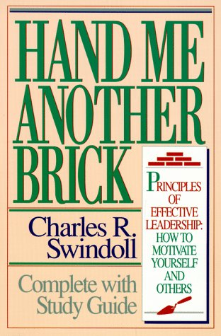 9780840731265: Hand Me Another Brick/Complete With Study Guide