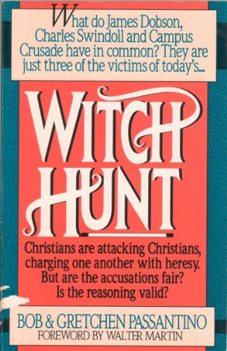 9780840731296: Witch Hunt