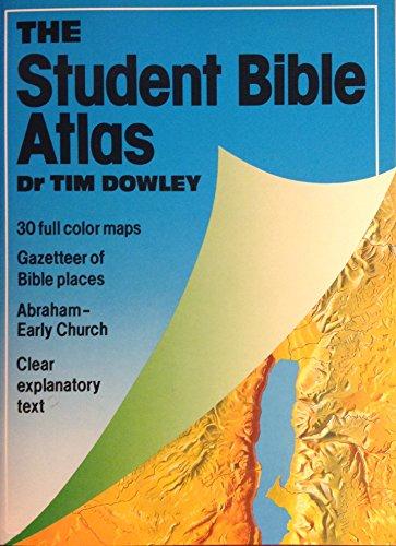 9780840731791: The Student Bible Atlas