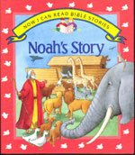 Noah's Story (Now I Can Read Bible Stories Series) (9780840734174) by Backhouse, Halcyon