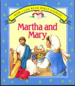 Martha and Mary (Now I Can Read: Backhouse, Halcyon