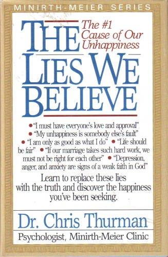 9780840734983: The lies we believe