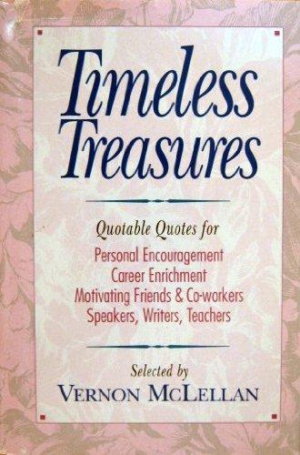 9780840735089: Timeless Treasures